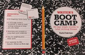 writer's boot camp